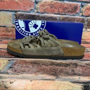 Birkenstock Granada Mocha Sandals